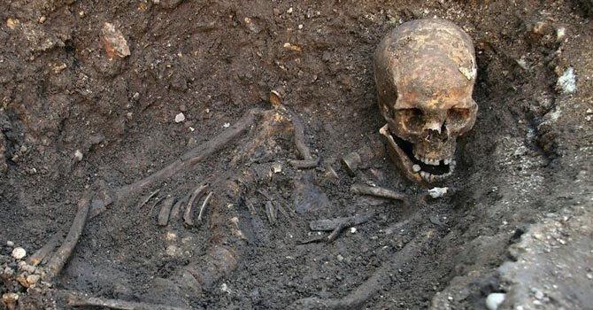 Identifican restos de Ricardo III por ADN
