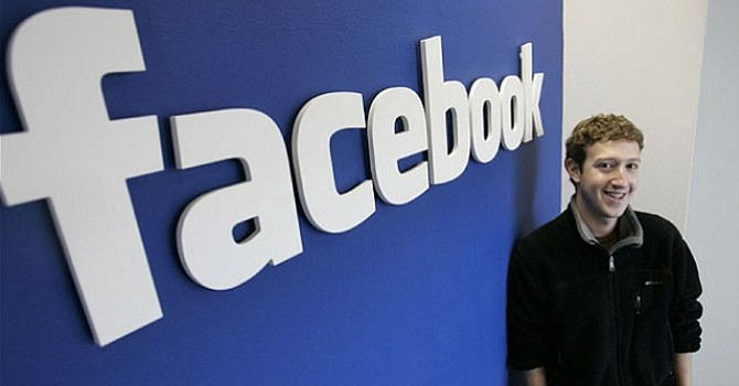 Mark Zuckerberg es el fundador de la red social de Facebook.