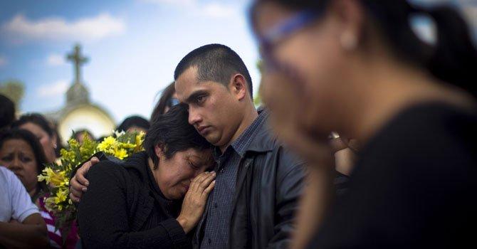 Alerta por ola de violencia en Guatemala