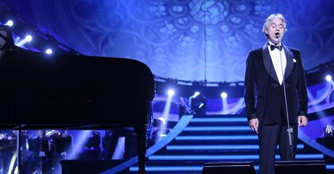 """Andrea Bocelli destrona a Jenni Rivera con """"Pasión"""""""