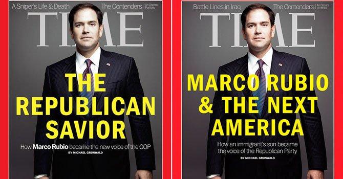 Marco Rubio: el salvador de los Republicanos