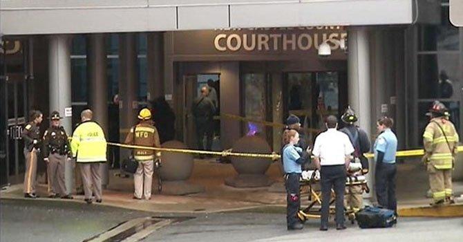 La Policía de Delaware informó que tres personas murieron en un tiroteo en una Corte el lunes 11 de febrero.
