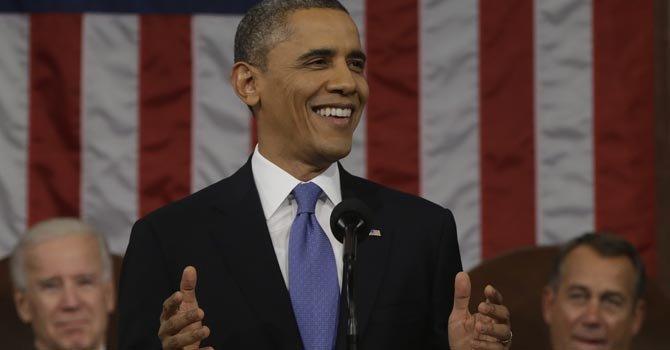 """Obama: """"promulgaría de inmediato una ley migratoria"""""""