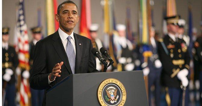 Obama anunciará retiro de 34 mil soldados de Afganistán