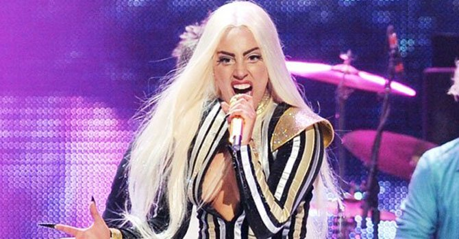 "Lady Gaga se desnuda para la revista ""V Magazine"""