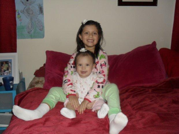 """Laila y Dafne Pérez. """"Digamos a nuestros seres queridos cuánto los apreciamos"""", dijo la mamá de las niñas Liceth Pérez."""