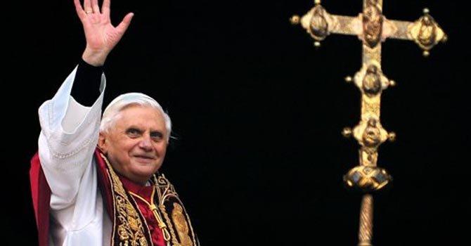 Benedicto XVI ya no será Papa ya que su renuncia será efectiva el 28 de febrero.
