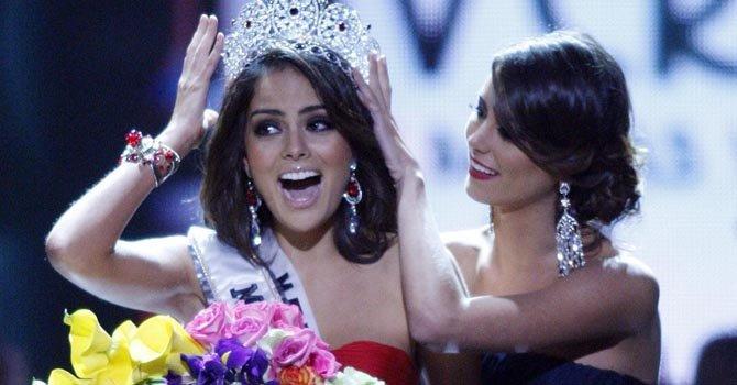 Ximena Navarrete fue coronada como Miss Universo en 2010. Ahora debuta en la pantalla chica con William Levy.