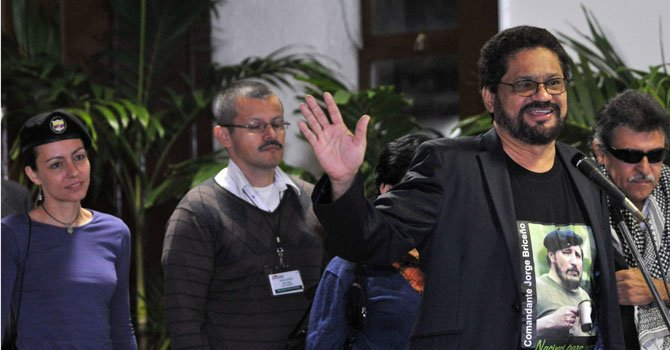 Colombia: Las FARC inician nuevos diálogos de paz