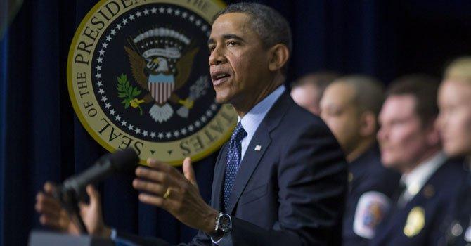 El presidente Barack Obama durante una intervención en Washington DC, el 19 de febrero en donde urgió de nuevo al Congreso a actuar para evitar los daños que para la economía y la creación de empleo tendrá la entrada en vigor de los recortes automáticos de gasto previstos a partir del 1 de marzo.