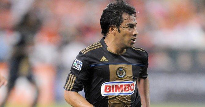 """""""El Pescadito"""" Ruiz firma con D.C. United"""
