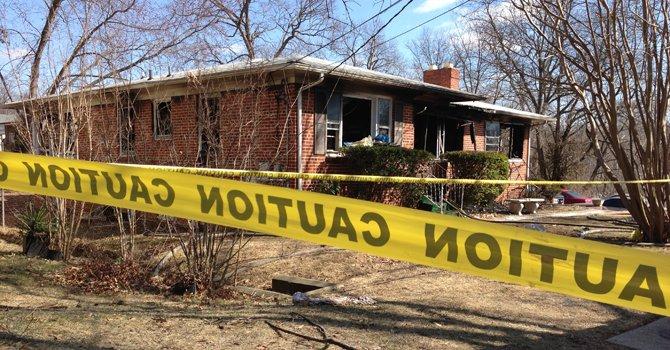 Dos niñas y su padre mueren en un incendio en MD