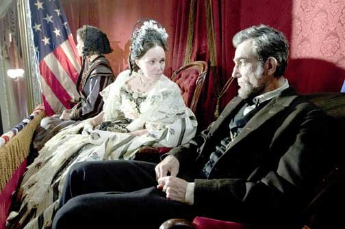 "Daniel Day Lewis, Mejor Actor por ""Lincoln""."