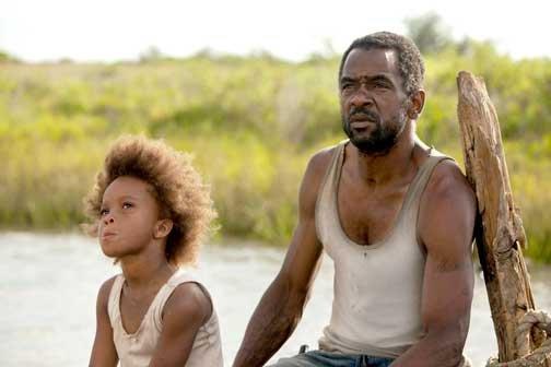 "Nominada a Mejor Película: ""Beasts of Southern Wild""."
