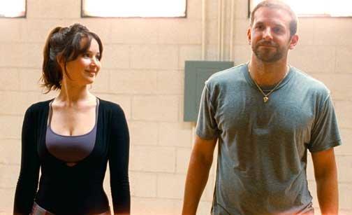 """Nominada a Mejor Película: """"Silver Linings Playbook""""."""