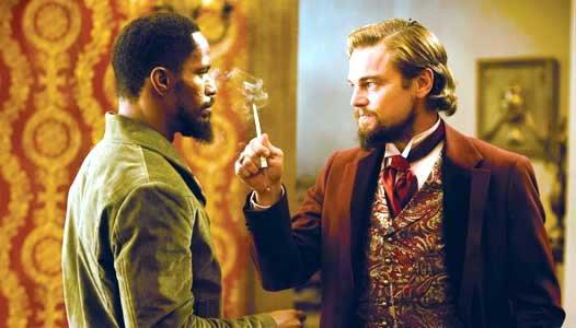 """Nominada a Mejor Película: """"Django Unchained""""."""
