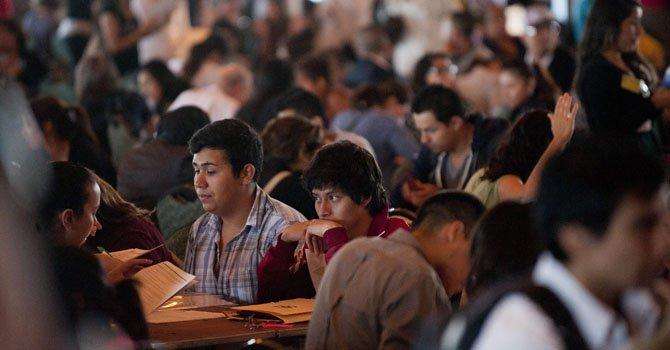 Casi 200 mil jóvenes fueron aprobados para Acción Diferida