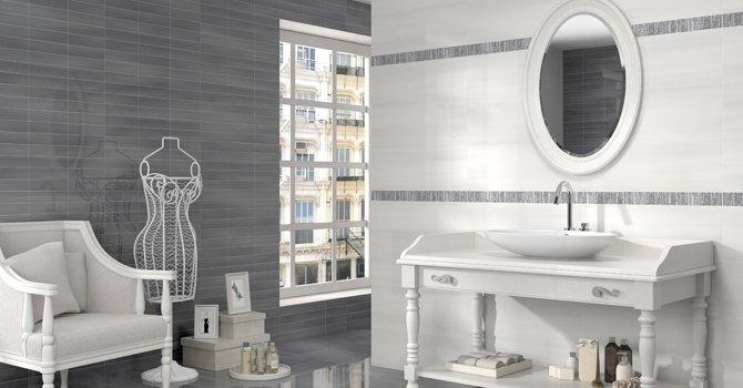 Baños Grises Modernos:Baños modernos con diseños que fascinan