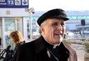 DiNardo a su llegada al aeropuerto de Fiumicino en Roma (Italia).