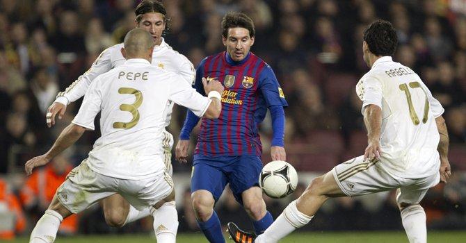 Barcelona y Real Madrid se juegan el honor