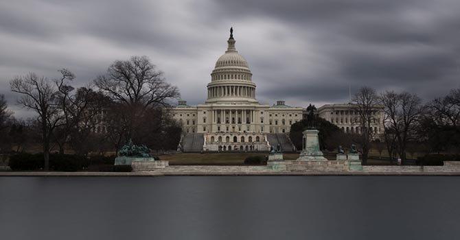 Recortes, la tormenta se cierne sobre Washington