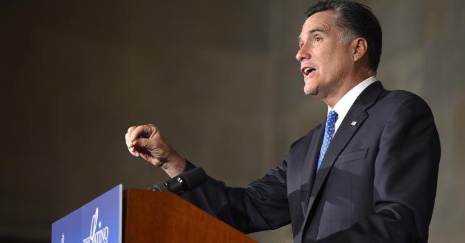 """Mitt Romney: """"mi error fue no acercarme a las minorías"""""""