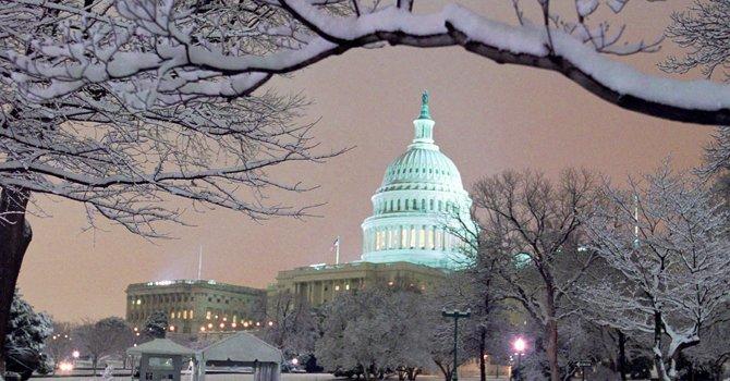 Washington regresa a la normalidad tras nieve