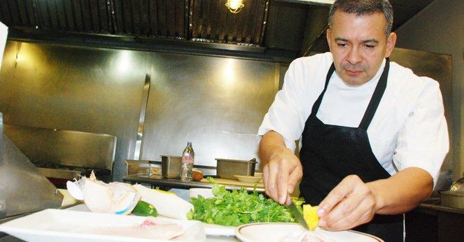 La gastronomía salvadoreña presente en DC