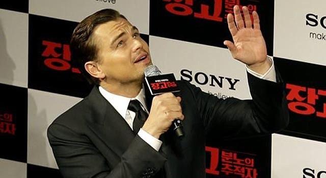 """Leonardo DiCaprio recibió una vez más excelentes críticas por su trabajo en """"Django Unchained""""."""