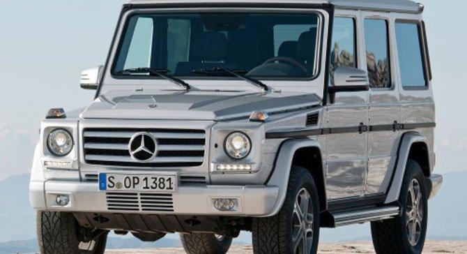 Mercedes benz clase g class periodico el latino for Mercedes benz modelos