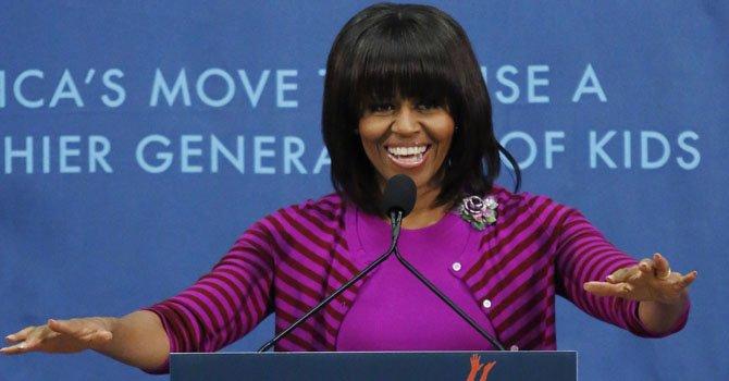 Michelle Obama volverá a aparecer en Vogue