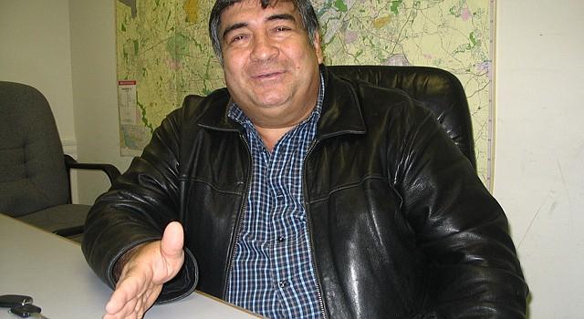 El dirigente salvadoreño Elías Polío es presidente de la Liga Internacional de Virginia y la Copa Avianca.