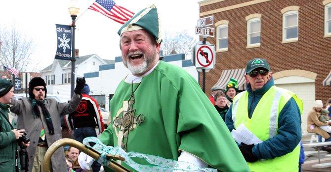 Festejan el Día de San Patricio en DC y MD