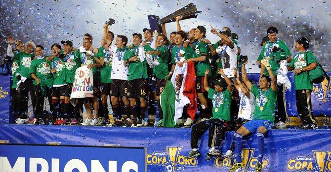 México y Panamá inauguran la Copa Oro