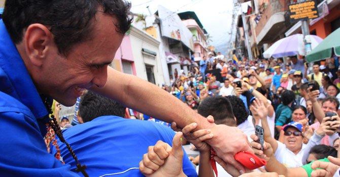Venezuela: Maduro y Capriles en busca de votos