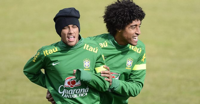 Brasil vs. Italia en duelo de campeones
