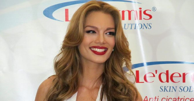 Ex Miss Universo participará en telenovela