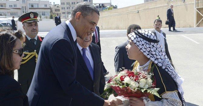 Obama realiza gira en el Medio Oriente