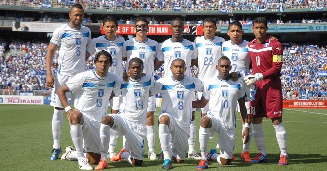 Honduras vs. México en el horno de San Pedro