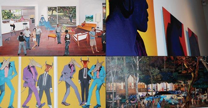 Arte entrelaza a dos naciones en DC