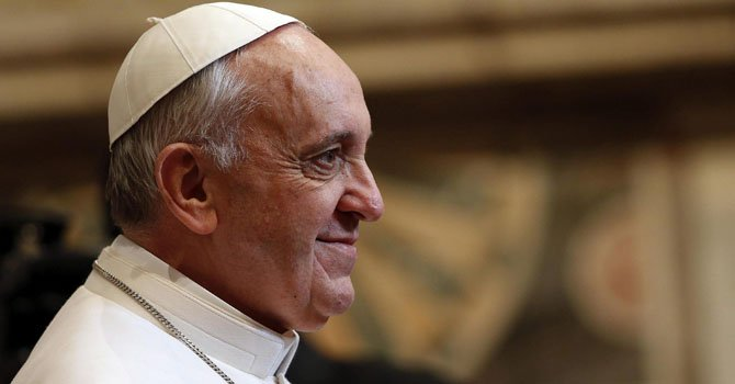 El Papa Francisco apoya marcha contra el aborto en DC