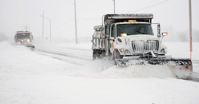 Más nieve y frío para el centro y noreste del país