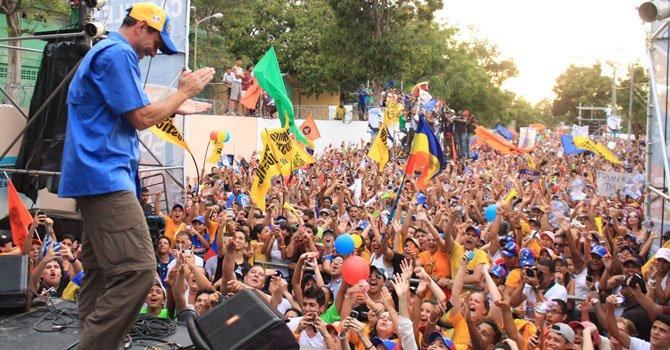 Oposición dice estar apta para derrotar a Maduro