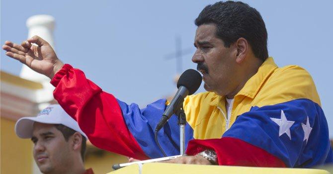 Venezuela: Maduro sigue apelando a figura de Chávez
