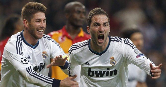 Champions: Real Madrid acaricia la semifinal