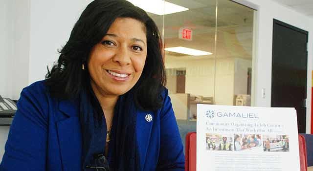 ACTIVA. Ana García-Ashley, directora de Gamaliel, el 20 de marzo en DC.