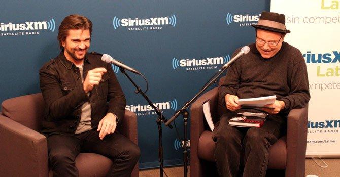 Juanes dice que quiere hacer cine