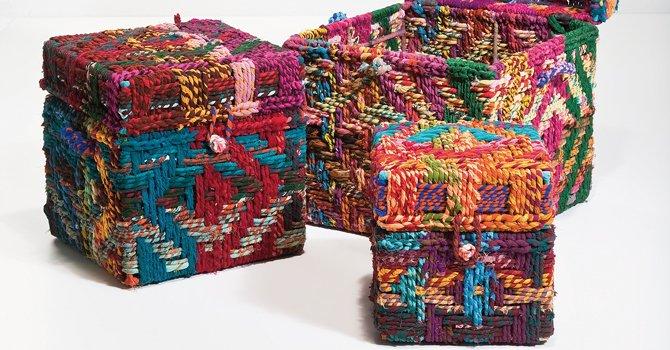 La moda de los forros tejidos para muebles | El Tiempo Latino ...