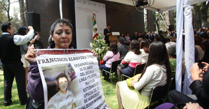 México: inauguran Memorial de Víctimas de violencia