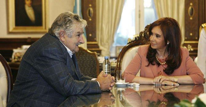 Polémica por comentarios de Mujica hacia Fernández